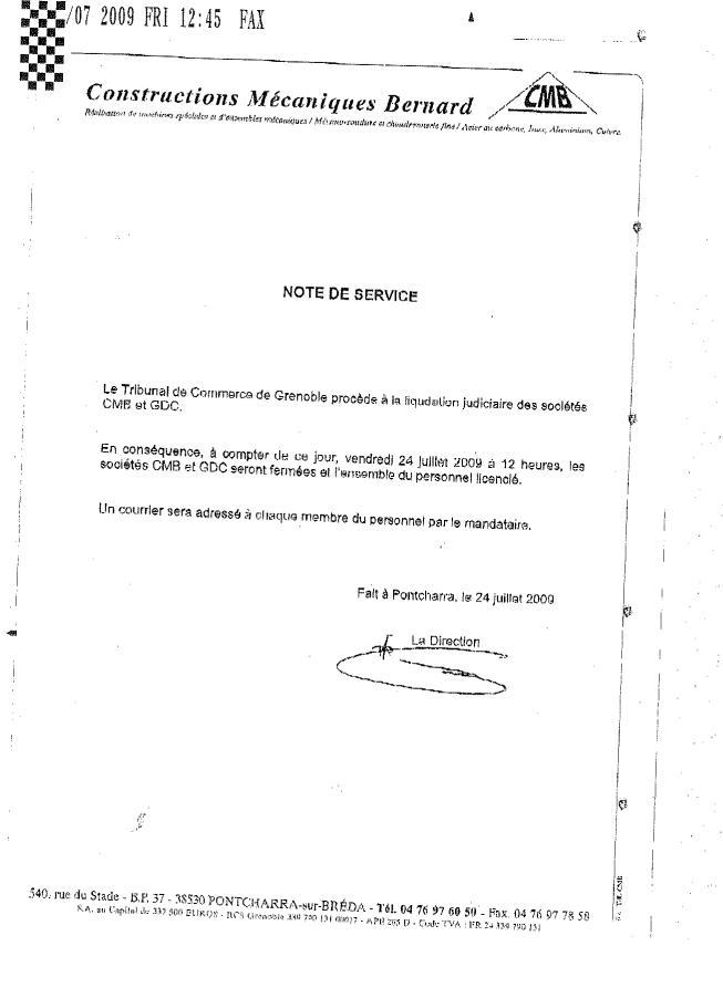 Modele Word Note De Service Document Online
