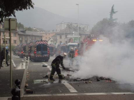 Lycée Monge Chambéry le vendredi 15 octobre 2010