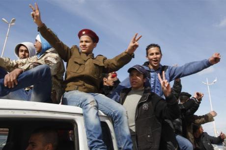Lybie février 2011